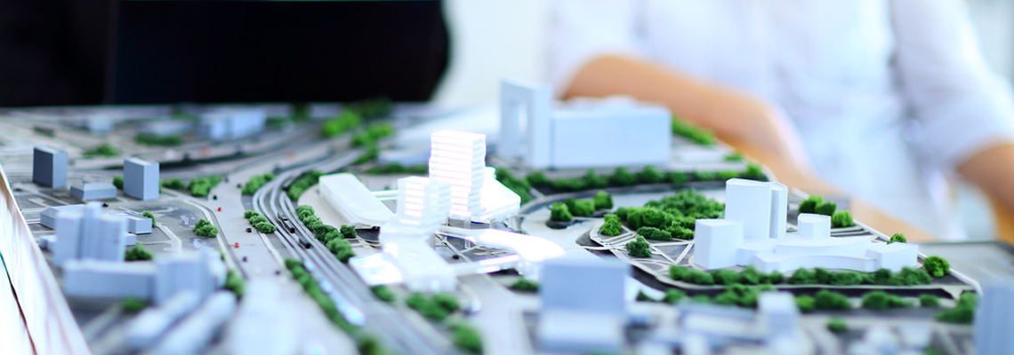 maquette architecturale